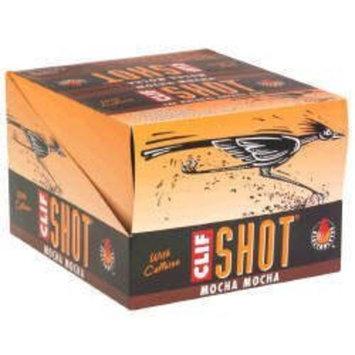 Clif Bar Shot gel, chocolate - 1.1oz (24/box)