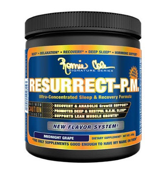 Ronnie Coleman Signature Series RESURRECT-PM Midnight Grape 200 g
