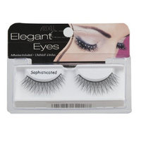 Ardell Elegant Eyes Glittered Lashes Pair, Sophisticated (Pack of 3)