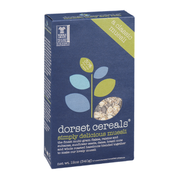 Dorset Cereals Simply Delicious Muesli A Classic Muesli