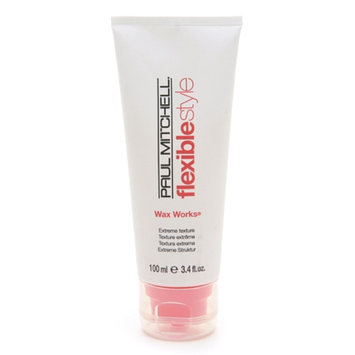 Paul Mitchell FlexibleStyle Wax Works
