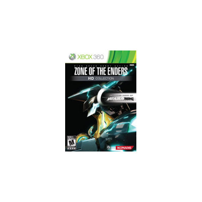 Konami Zone of the Enders HD Collection