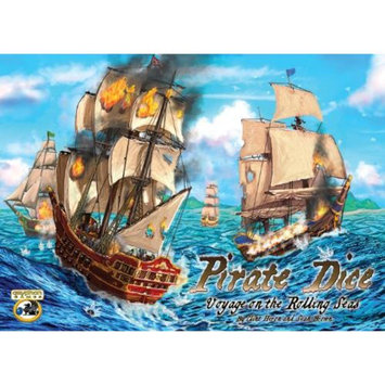 Gryphon Games Pirate Dice: Voyage on the Rolling Seas