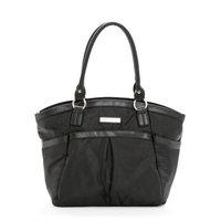 Perry Mackin Harper Tote Diaper Bag - Black