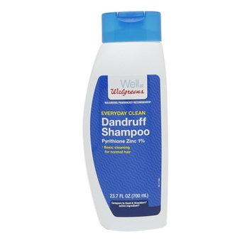 Walgreens Everyday Clean Dandruff Shampoo, 23.7 fl oz