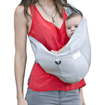 Karma Baby Organic Cotton Twill Sling Carrier - Cloud - Extra Small