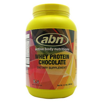 ABN Whey Protein Chocolate - 2.2 lbs. (999.6g)