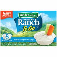 Hidden Valley The Original Ranch to Go Salad Dressing