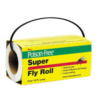 Woodstream Lawn & Grdn D Super Fly Roll Pack Of 12 - M521
