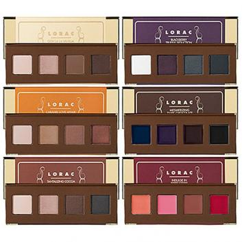 LORAC Eye Candy Full Face Collection