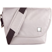 Urban Factory B-Colors Collection Wallet Bag for Camera Reflex/SLR and Lens, Gray/Pearl