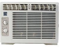 Frigidaire Company 5,000 BTU Window-Mounted Mini-Compact Air Conditioner - White