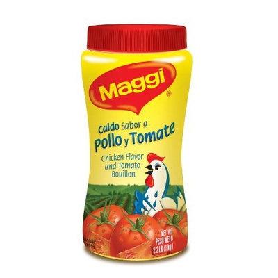 Maggi Bouillon, Granulated Chicken Tomato, 7.90-Ounce (Pack of 6)