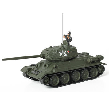 Unimax Toys Limited Unimax Forces of Valor Russian T-34/85 1:72 Scale