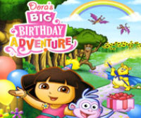 Sony Computer Entertainment Dora's Big Birthday Adventure