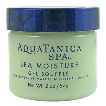 Aquatanica Spa Bath & Body Works Aquatanica Sea Moisture Gel Souffle with Exclusive Marine Nutrient Complex 2 oz Travel Size