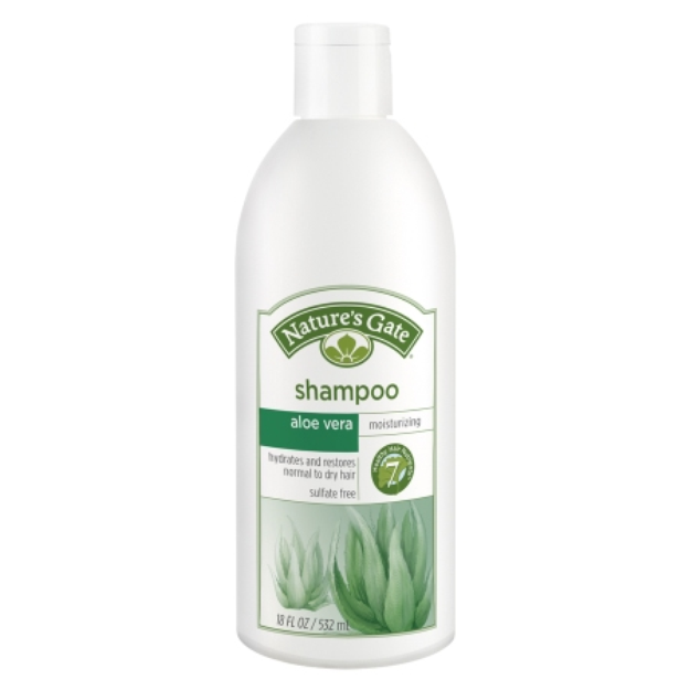 Nature's Gate Aloe Vera Moisturizing Shampoo