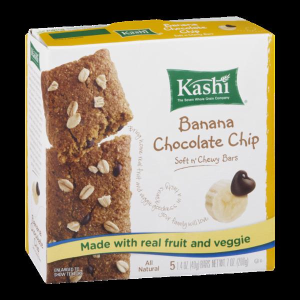 Kashi® Banana Chocolate Chip Soft n' Chewy Bars