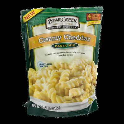 Bear Creek Country Kitchens Creamy Cheddar Pasta Mix