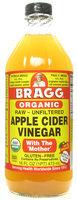 Braggs Organic Apple Cider  Vinegar