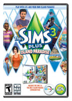 Electronic Arts The Sims 3 Plus Island Paradise (Win/Mac)