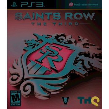 THQ Saints Row: The Third (PlayStation 3)