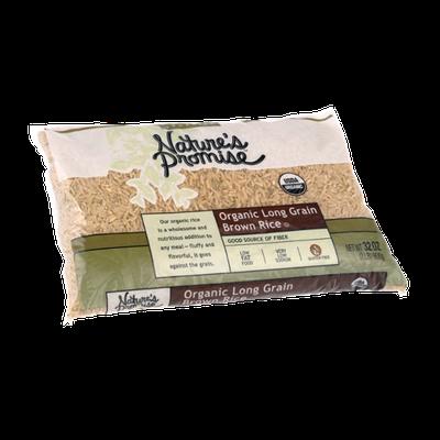 Nature's Promise Organics Organic Long Grain Brown Rice