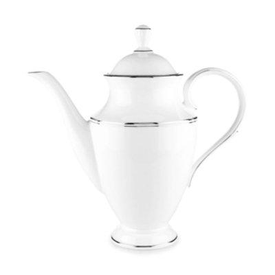 Lenox Federal Platinum Coffee Pot