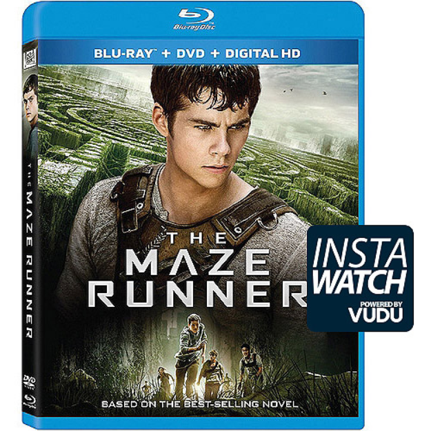 The Maze Runner (Blu-ray + Digital HD)