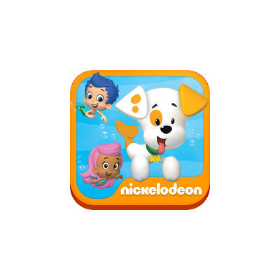 Nickelodeon Bubble Puppy:  Play and Learn