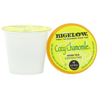 Bigelow Cozy Chamomile, 24-Count K-Cup Portion Pack for Keurig Brewers