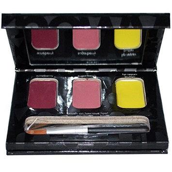 suki luscious lips berry cream trio 1.15ml