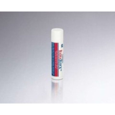 Medline RadiaBlock Sunblock & Lip Balm - 015 oz - Qty of 30 - Model CRR101059CS