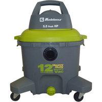 Koblenz 12 Gallon Heavy Duty Wet-Dry Vacuum Cleaner