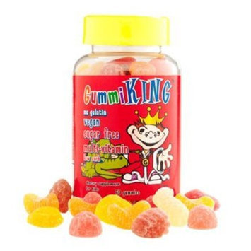 Gummi King Children's Sugar Free Gummy Multivitamin