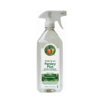 Earth Friendly Product Pl974632 Parsley Plus All Purpose Cleaner 32 Oz.