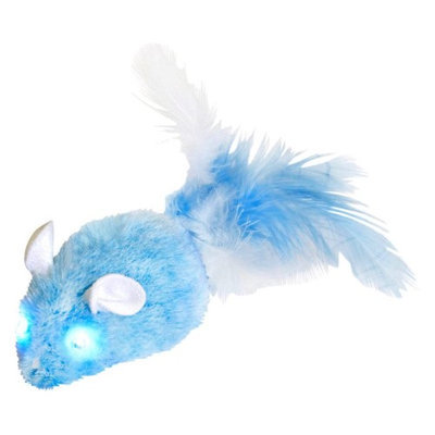 Ourpet's OurPets Squeaking Twinkle Mouse