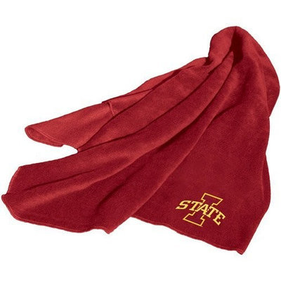 Logo IOWA STATE CYCLONES NCAA FLEECE THROW BLANKET