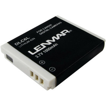 Lenmar Battery replaces Canon NB-6L - Camera Battery