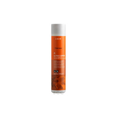 Lakme Teknia Ultra Copper Shampoo Refresh 10.2 oz 300 ml
