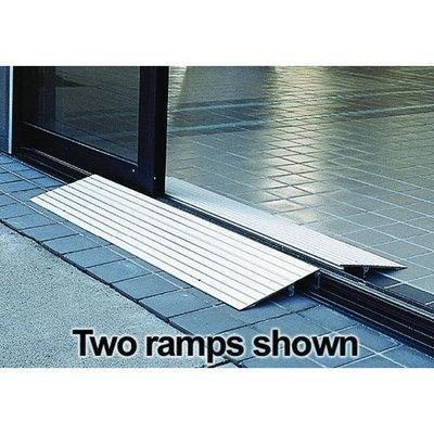 Ez-access Aluminum Threshhold Ramp Size: 3