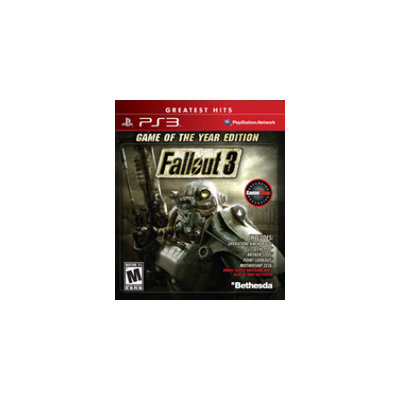 Bethesda Softworks Fallout 3 Game of the Year Edition