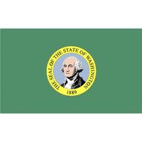 Annin Washington State Flag - 3' x 5'