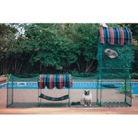 Kittywalk Systems Inc Kittywalk Town-&-Country Pet Enclosure
