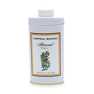 Caswell-Massey Almond & Aloe Talc