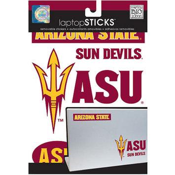 Bulk Buys GM870 Arizona State Sun Devils Removable Laptop Stickers Case of 144
