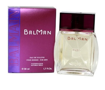 Pierre Balmain 'Balman' Men's 1.7-ounce Eau de Toilette Spray