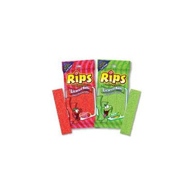 Rips Licorice Belts Candy Strips