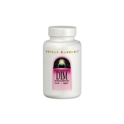 Source Naturals DIM Diindolylmethane - 100 mg - 30 Tablets