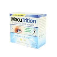 MacuTrition Eye Vitamin and Mineral Supplement Softgels & Tablets, 1-month supply 1 month supply